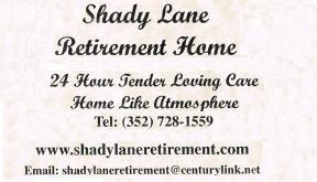 Shadylane Retirement Home
